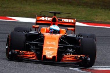 Fernando Alonso 2017 Indianapolis 500 Driver