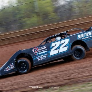 Gregg Satterlee 22 Dirt Late Model 2965