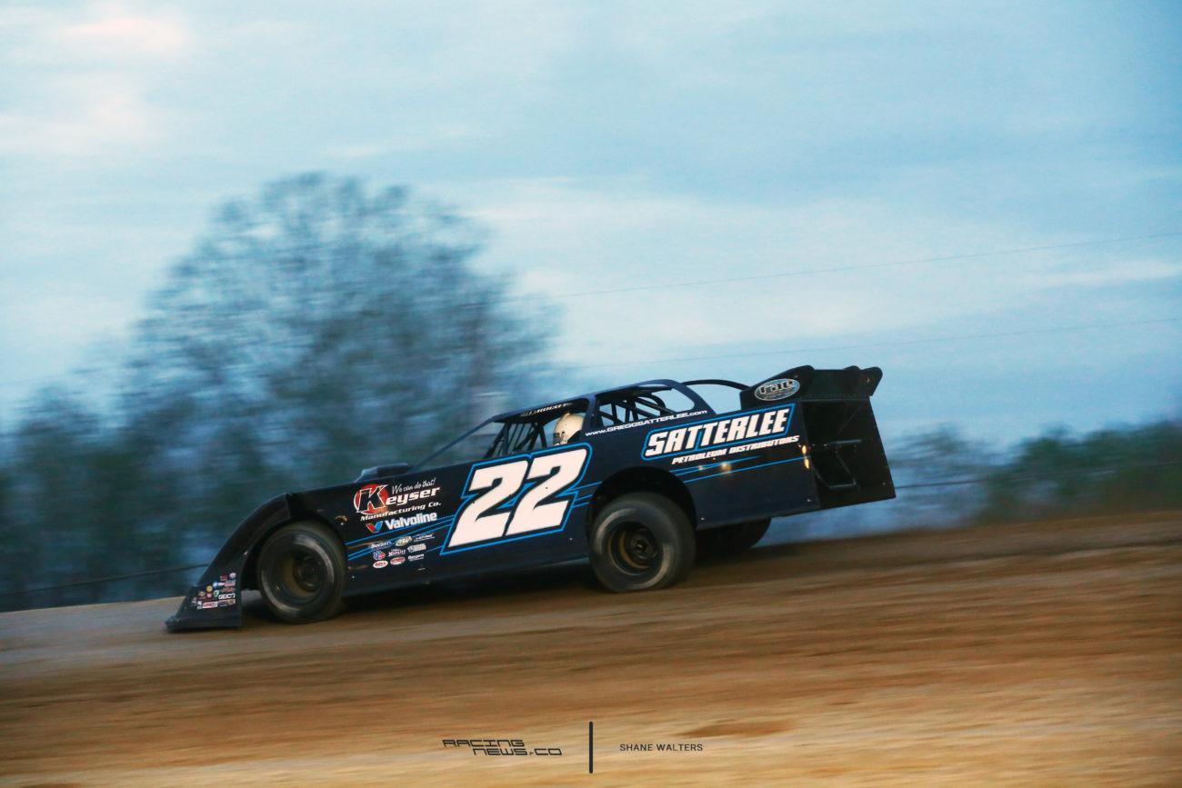 Gregg Satterlee 22 Dirt Late Model Photos 2414