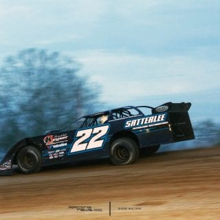 Gregg Satterlee 22 Dirt Late Model Photos 2414