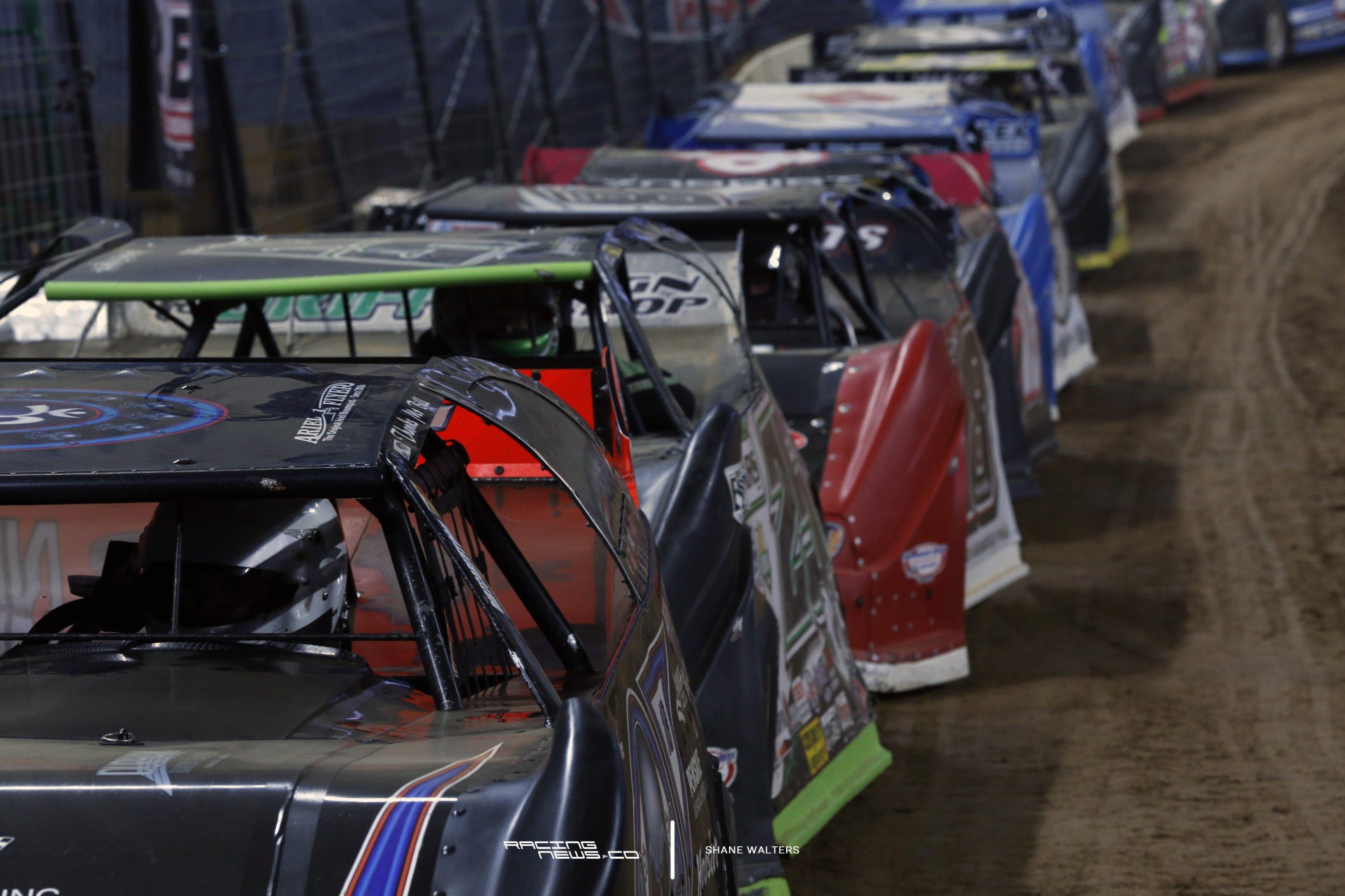 Jason Feger Dirt Racing Drivers Union