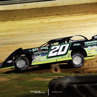 Jimmy Owens Photos - Dirt Late Model Racing Driver 9460