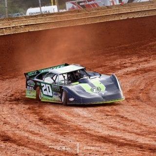 Jimmy Owens Sharon Speedway 2953