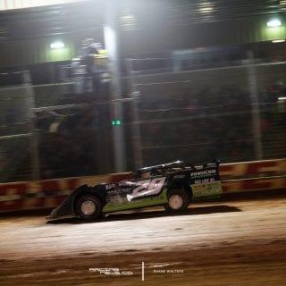 Jimmy Owens Sharon Speedway 3365