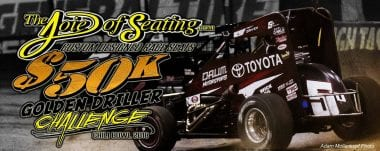 Joie of Seating Golden Driller Challenge Info Chili Bowl