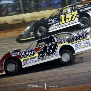 Jonathan Davenport Lucas Oil Dirt Series Photo 9567