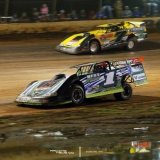 Josh Richards Boyds Speedway Lucas Oil Late Model Dirt Series 9625