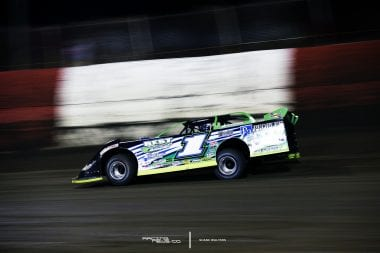 Josh Richards DIRTcar Fine