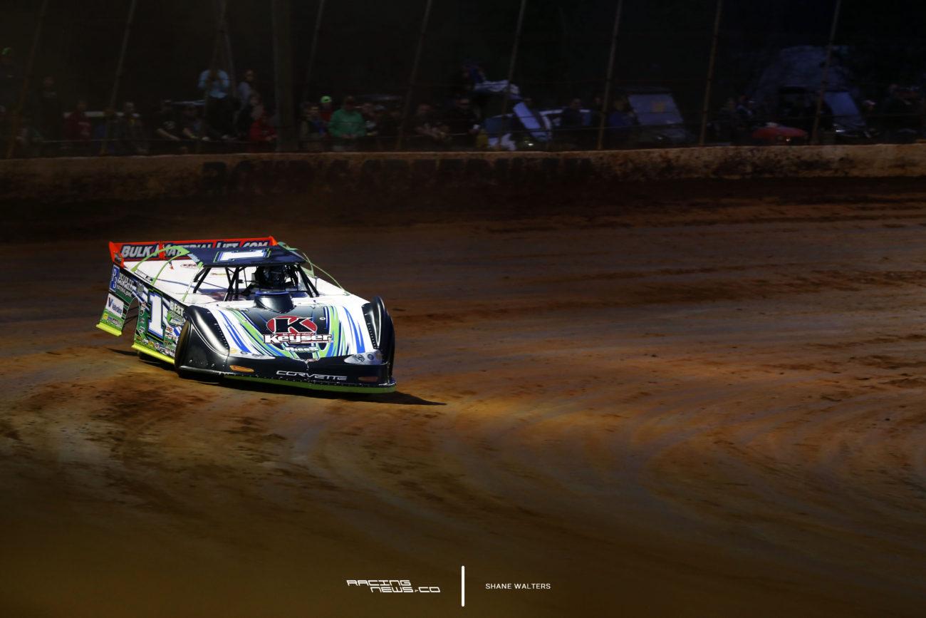 Josh Richards LaSalle Speedway