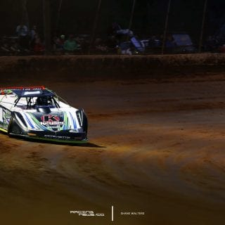 Josh Richards Lucas Oil Late Model Dirt Series Photography 9127