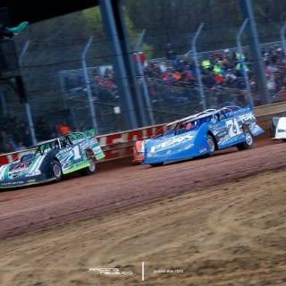 Josh Richards Sharon Speedway 3034