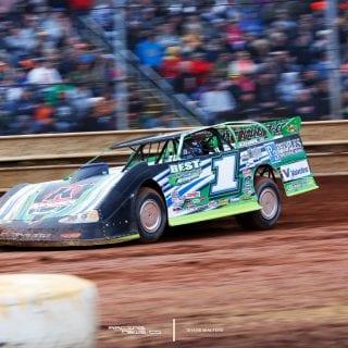 Josh Richards Sharon Speedway LOLMDS 3056