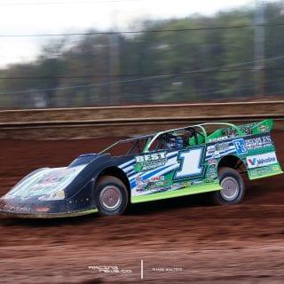 Josh Richards Sharon Speedway Photo 3054