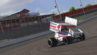 Kasey-Kahne-iRacing-Dirt-Sprint-Car