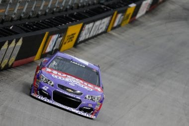 Kyle Larson Bristol Motor Speedway