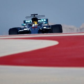 Lewis Hamilton NASCAR Race Ceased by Mercedes Engine