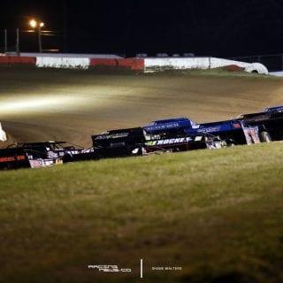 Lucas Oil Dirt Series Batesville Motor Speedway 1949