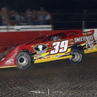 Lucas Oil Late Model Dirt Series Bad Boy 98 Tim McCreadie 2135