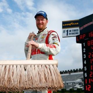 NASCAR CEO Brian France on Dale Earnhardt Jr Retiring