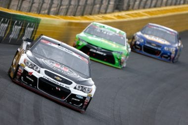 NASCAR Goodyear Tire Compounds - Charlotte Motor Speedway