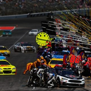 NASCAR Texas Motor Speedway Penalties Announced