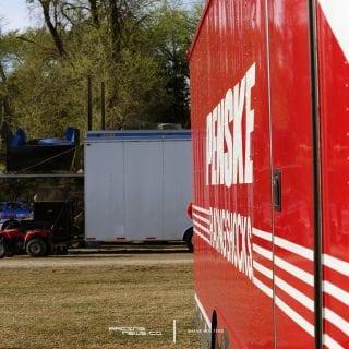 Penske Racing Shocks Trailer 1808