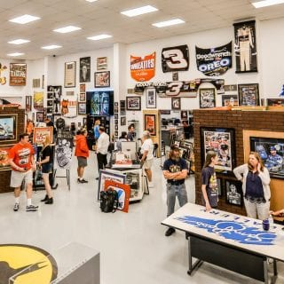 Racing Artist Sam Bass Museum - #HelpSamBass