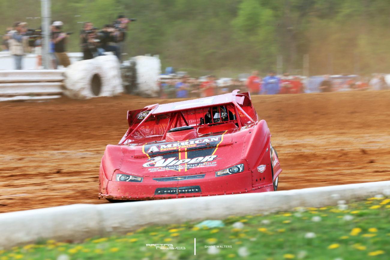 Rick Eckert Port Royal Speedway Win 3554