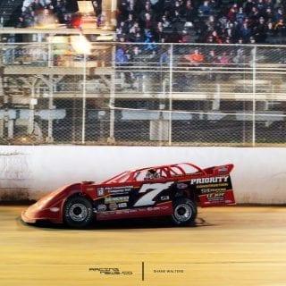 Rick Eckert Port Royal Speedway Winner 4619