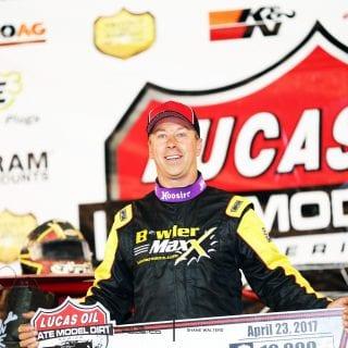 Rick Eckert Racing Win 4689
