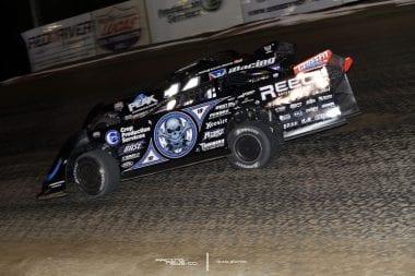 Scott Bloomquist & Darrell Lanigan Batesville Motor Speedway Bad Boy 98 Photos 2165