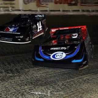 Scott Bloomquist Lucas Oil Dirt Bad Boy 98 Dirt Race Photos 2190