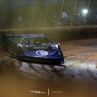 Scott Bloomquist Lucas Oil Late Model Dirt Series Photography 9165
