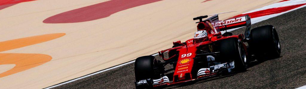 Bahrain GP/Test Tech: Ferrari, Renault and Force India