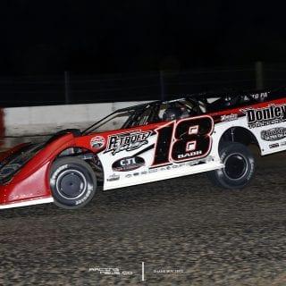 Shannon Babb Bad Boy 98 Batesville Motor Speedway 2124