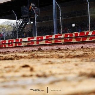 Sharon Speedway Dirt Track 2805