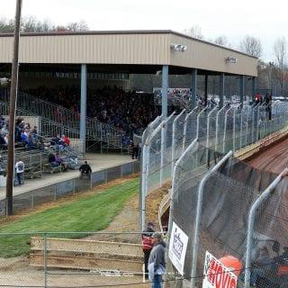 Sharon Speedway Facility 2811