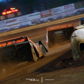 Sharon Speedway Hartford, OH Dirt Track 3077
