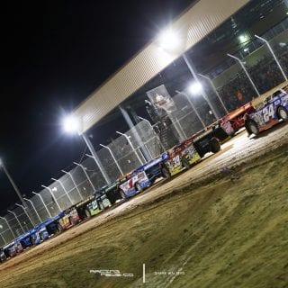 Sharon Speedway Lucas Oil Dirt Series Photos 3170