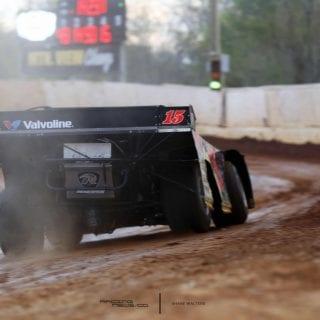 Steve Francis Boyds Speedway Photos 8947