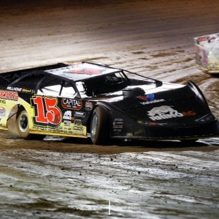 Steve Francis Lucas Oil Late Model Dirt Series Photography 9308