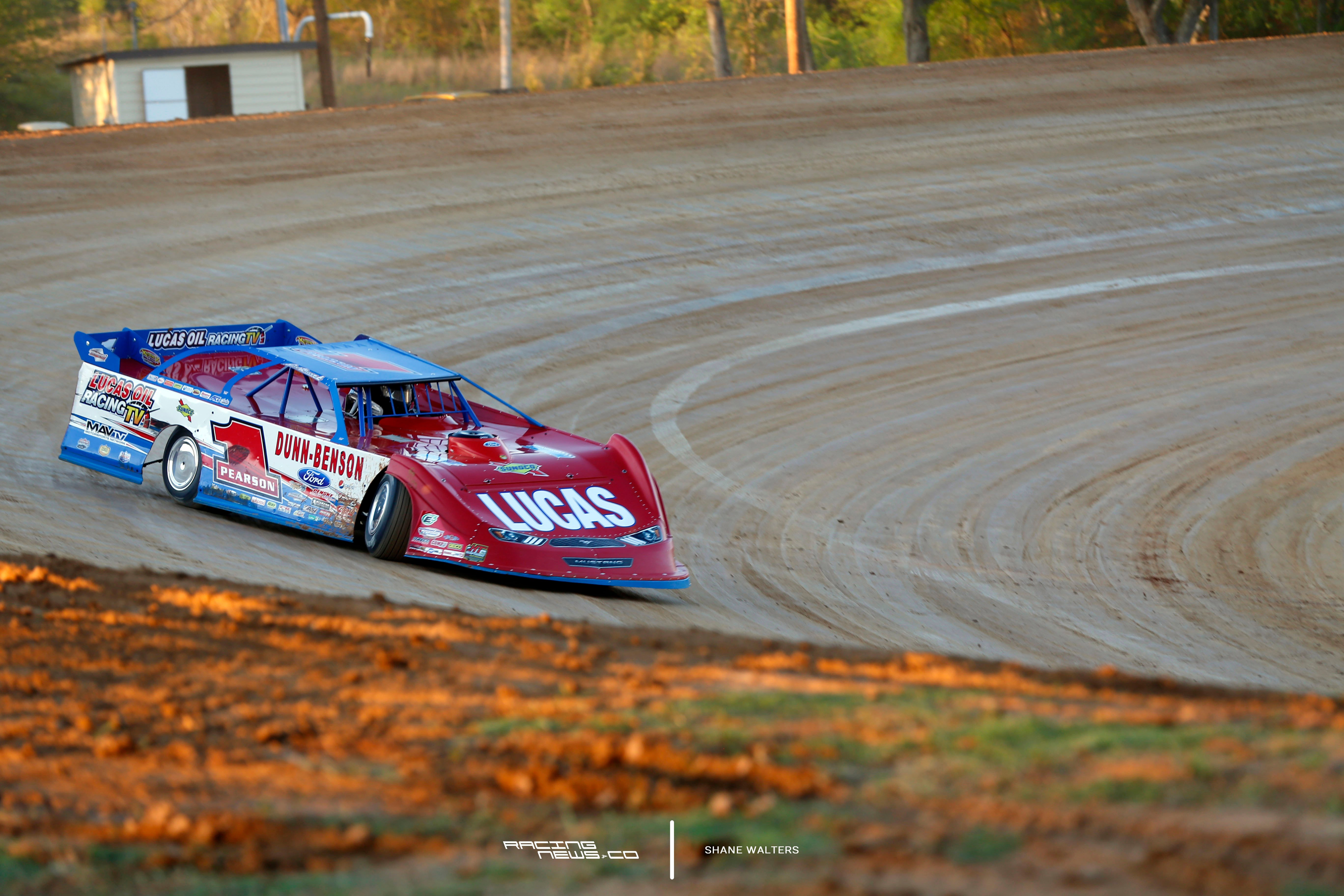 Talking Dirt Late Model Costs with Earl Pearson Jr