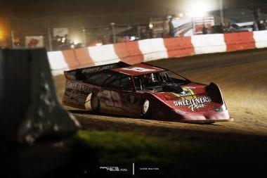 Tim McCreadie Batesville Motor Speedway 1421