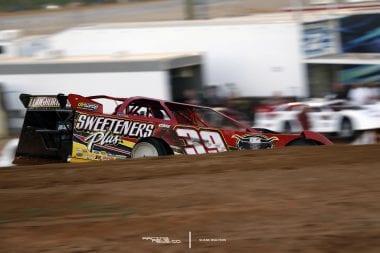 Tim McCreadie East Alabama Motor Speedway Polesitter 9920