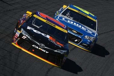 Two NASCAR Tire Compounds in use at Charlotte - Get Ready for Excitement!