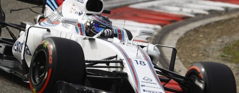 Chinese GP Tech: Williams, Sauber and Red Bull
