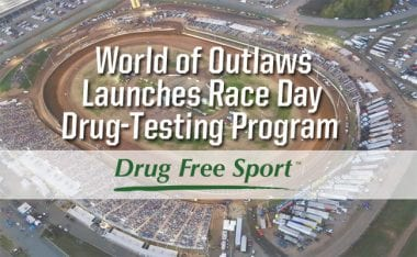 World of Outlaws Drug Testing Program - Drug Free Sport