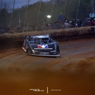 iRacing Dirt Late Model Photo Lucas Oil 9071