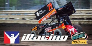 iRacing Knoxville Raceway
