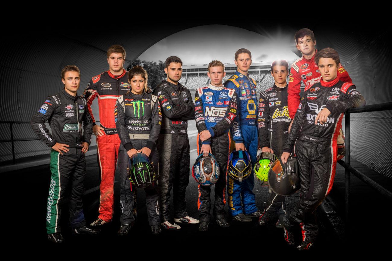 2017-2018 NASCAR Next Driver Class